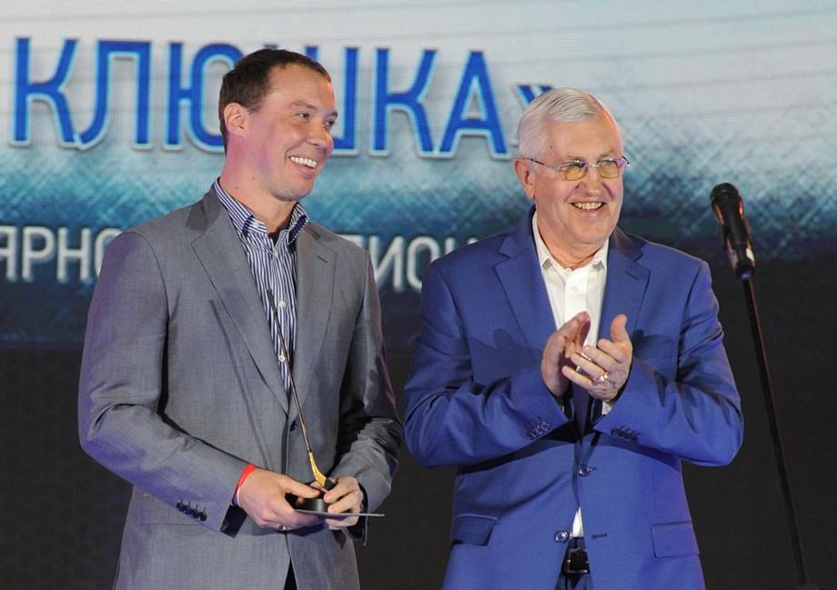 Вячеслав Фетисов: «Рекорд Мозякина? Можете представить, чтобы на Кубок мира не взяли Михайлова?..»