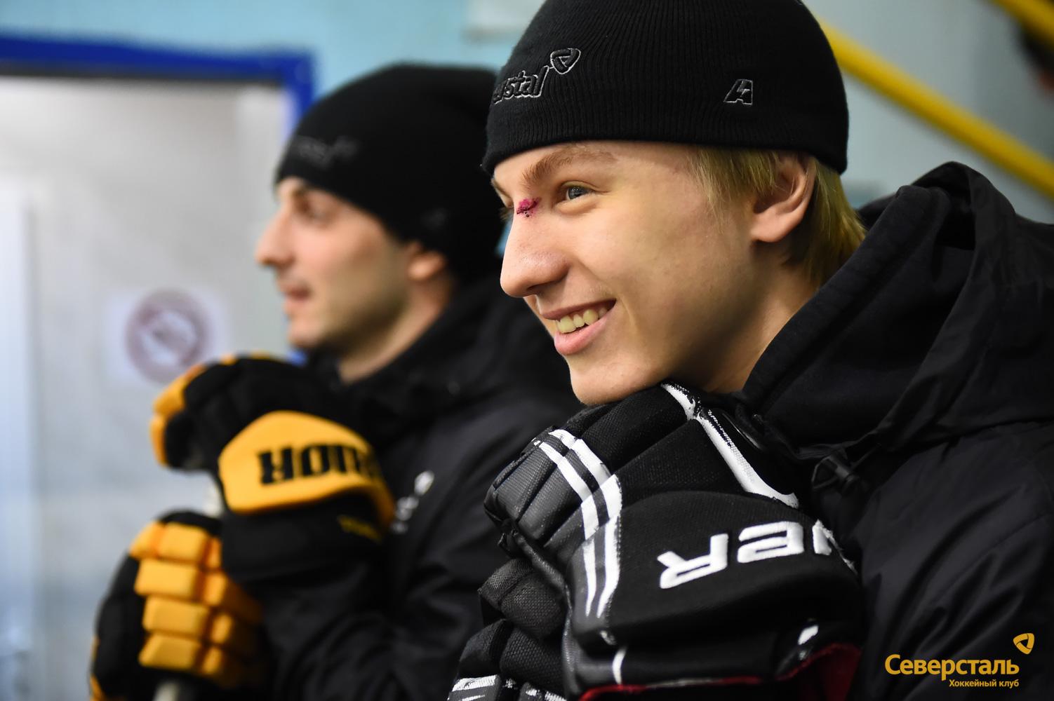 Макар Хабаров: «Моя цель - играть в стиле Войнова и Карлссона»